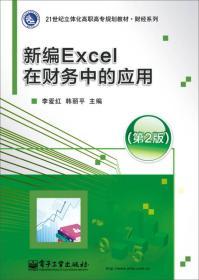 新编Excel在财务中的应用