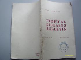 英文版:Tropical Diseases Bulletin 1973_2156