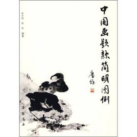中国画题款简明图例