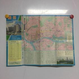 广州交通详图