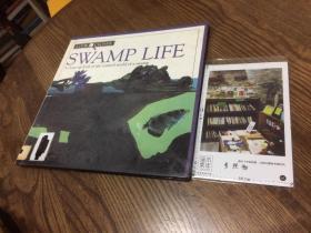 英文原版 look closer  : Swamp Life 【存于溪木素年书店】