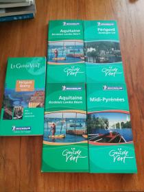 Perigord-Quercy Green Guide 2006 (Michelin Green Guides) (French Edition)(法文原版)