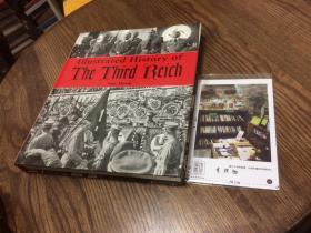 英文原版   illustrated history of the third Reich  图解第三帝国的历史【存于溪木素年书店】