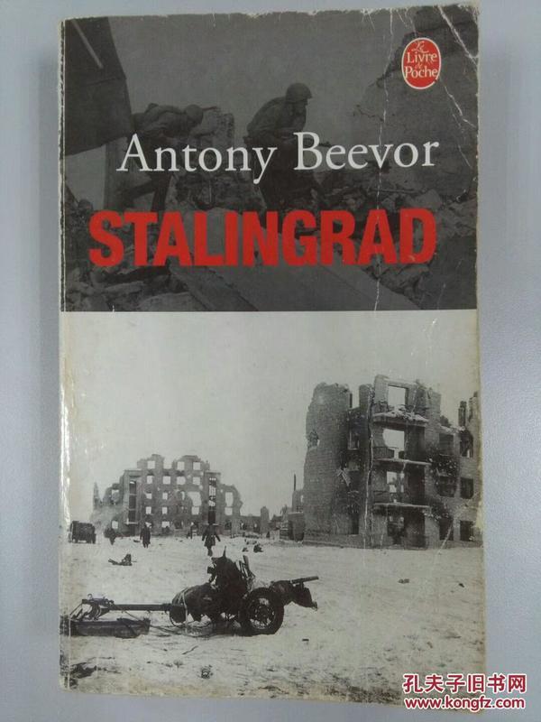 法文原版Stalingrad斯大林格勒:French Edtion(包邮)