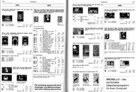 Michel米歇尔邮票目录《香港卷》(德文黑白)2009版.电子目录,包邮