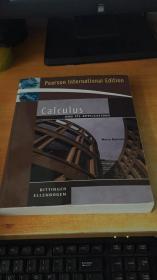 Calculus AND ITS APPLICATIONS NINTH EDITION 微积分及其应用 第九版(英文原版)