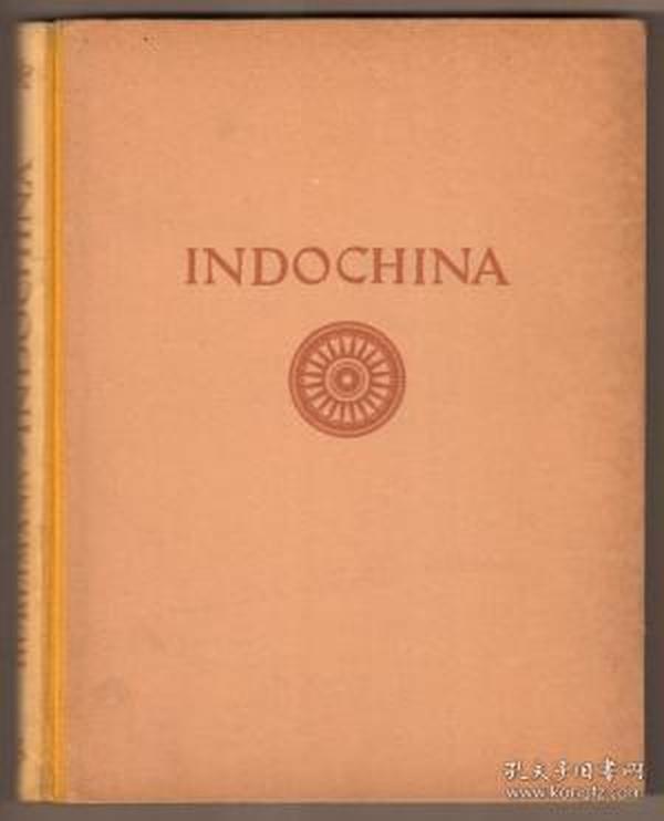1929年初版/《锡兰和印度支那,缅甸,暹罗,柬埔寨,安南,东京,云南》 ceylon und indochina, burma, siam, kambodscha, annam, tongking, yunnan/Hürlimann, Martin.