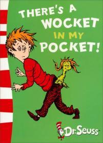 正版包邮n1/Theres a Wocket in My Pocket Blue Back Book/9780007169955/N6-8