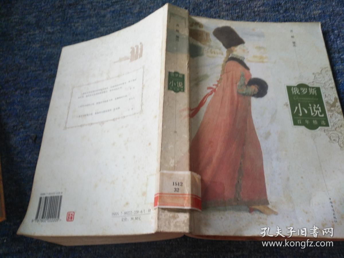 我的俄罗斯-小说_俄罗斯小说 百年精选