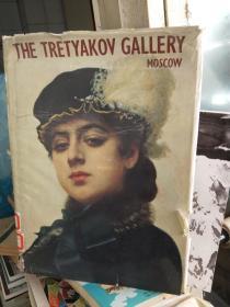 外文原版:THE TRETYAKOV GALLERY MOSCOW【莫斯科特雷季亚科夫美术馆】