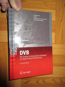 Dvb: The Family of International....     (小16開,硬精裝)    【詳見圖】