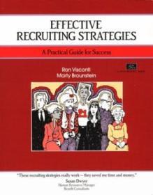 Crisp: Effective Recruiting Strategies: A Practical Guide For Success (crisp Fifty-minute Books)