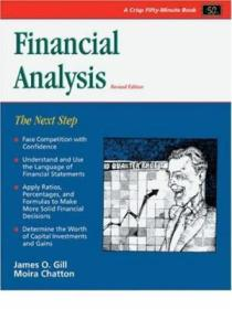 Crisp: Financial Analysis  Revised Edition: The Next Step (crisp Fifty-minute Series)