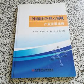 中国新材料热点领域产业发展战略