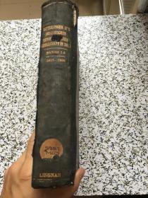 mitteilungen der bulgarischen entomologischen gesellchaft in sofia band 1.1924~1930  k154