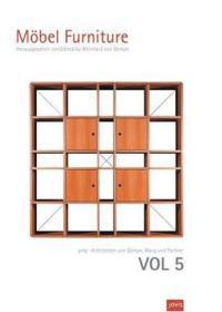 GMP:Furniture Volume 5 (Gmp Architekten Von Gerkan, Marg Und Partner)
