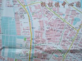 2018年 中山市 横栏镇地图 横栏地图 中山地图 中山市地图图片
