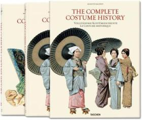 Auguste Racinet:The Costume History