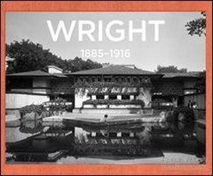 Frank Lloyd Wright:1885-1916