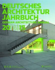Dam: German Architectural Annual 2014/15
