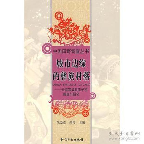 城市边缘的彝族村落:云南宣威县庄子村调查与研究