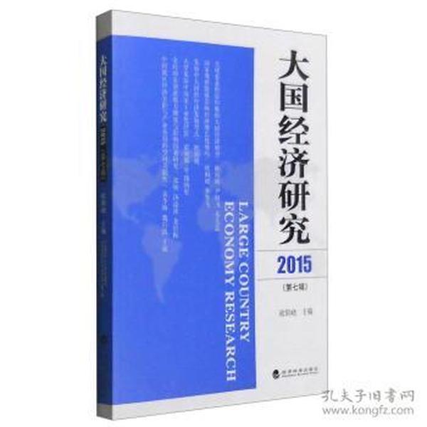 2015-大国经济研究-