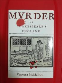 Murder in Shakespeare's England