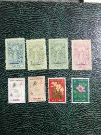 澳门早期老邮票