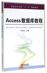 Access數據庫教程