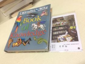 英文原版  I wonder Why  - book of Knowledge 【存于溪木素年书店】