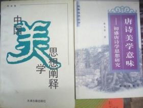 Z148 中国美学思想阐释(97年1版1印)