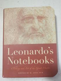 Leonardos Notebooks 列奥纳多的笔记本