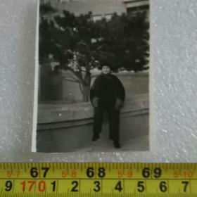 老照片;1973年在长春地质宫留影