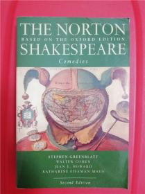 The Norton Shakespeare: Based on the Oxford Edition: Comedies (Second Edition)