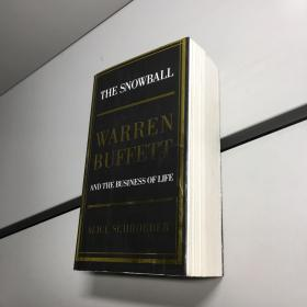 The Snowball:Warren Buffett and the Business of Life 【英文原版】 实图拍摄 看图下单,书脊开胶不掉页不少张  如图免争议