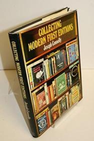《现代文学初版本收藏》1977年初版Joseph Connolly著书话书文献佳作