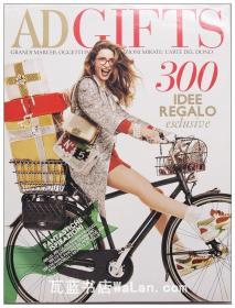 AD Gifts杂志 意大利语版 建筑辑要 安邸 建筑文摘 样板房装饰陈列外文杂志 ARCHITECTURAL DIGEST