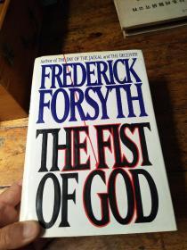 frederick forsyth the fist of god上帝的拳头