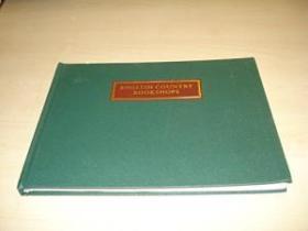 《英国乡村古书店》私人图书馆联盟限量版《英国古书店巡礼》系列之一
