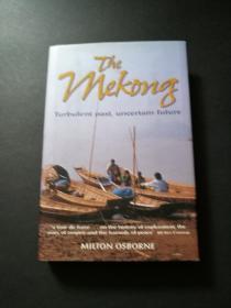 湄公河 The Me Kong(英文原版 精装本 作者签名本 品佳)