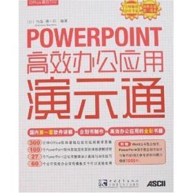 POWERPOINT高效办公应用演示通