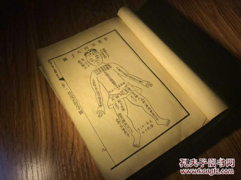 中医药书《伤科补要》