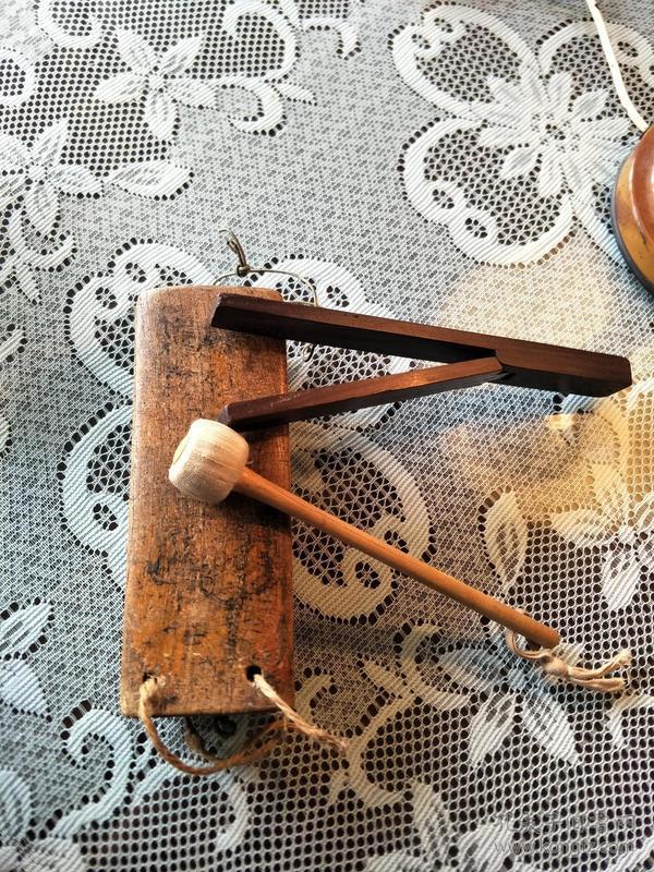 京戏民俗乐器,竹板和梆子
