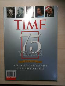 Time 75 years(1923-1998)