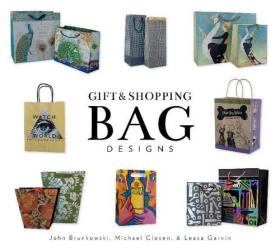 Gift and Shopping Bag Designs礼品及购物袋设计