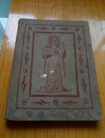 GOTHIC WOMAN SFASHION[外文畫冊】.包郵