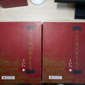 中国寺庙总览.宁夏卷【上下全两册】签赠本