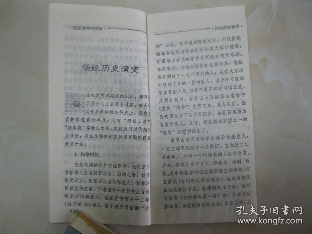 轶闻趣事,取名技巧,附:民俗取名与吉凶暗示,可供研究和编修杨氏家谱图片