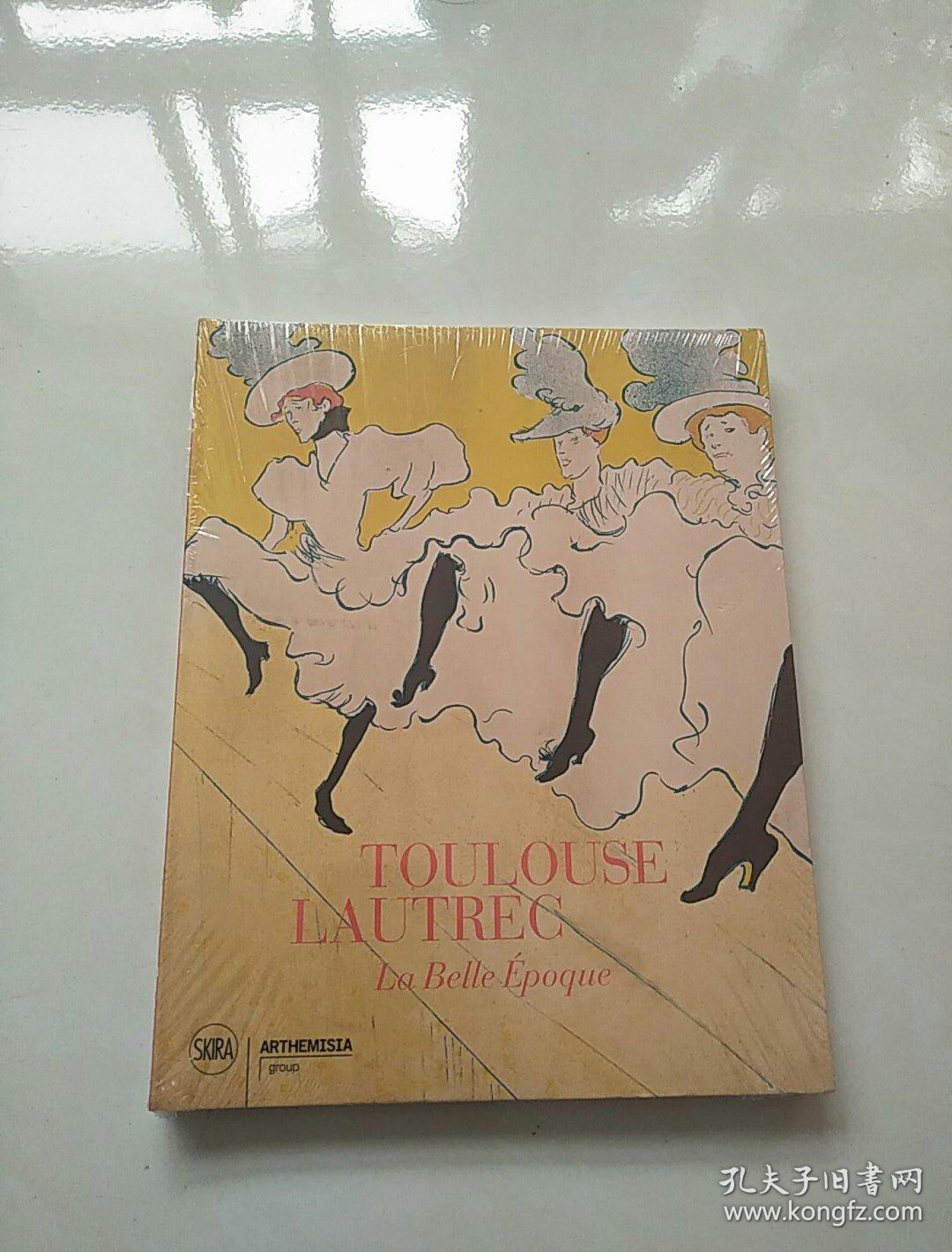 Toulouse Lautrec illustre la Belle Époque