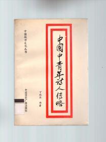 中国中青年诗人传略